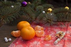 Bon esprit de nouvelle année Photo stock