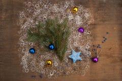 Bon esprit de nouvelle année Image stock