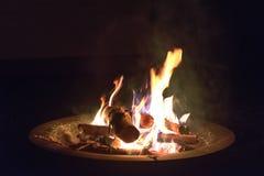 Bon Fire Nights imagens de stock