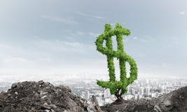 Bon investissement pour obtenir le revenu Image stock