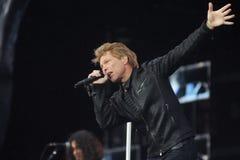 Bon Jovi stockfoto