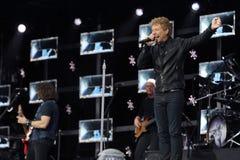 Bon Jovi stockfotografie