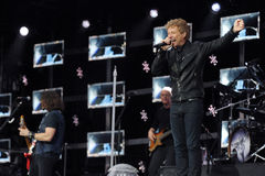Bon Jovi Stock Photography