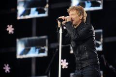 Bon Jovi Royalty Free Stock Photo