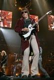 Bon Jovi presteert in overleg royalty-vrije stock foto's