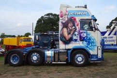 Bon Jovi Truck Stockbilder