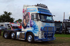 Bon Jovi Truck 2do Foto de archivo