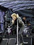 Bon Jovi vive a excursão 2011 Fotos de Stock