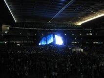Bon Jovi World Tour 2010 Stockfotografie