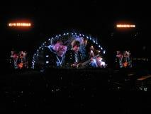 Bon Jovi World Tour 2010 Stockbilder