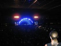 Bon Jovi World Tour 2010 Lizenzfreie Stockbilder