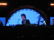 Bon Jovi World Tour 2010 Royalty Free Stock Photo