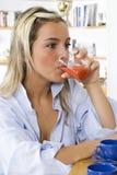 Bon jus d'E Image stock