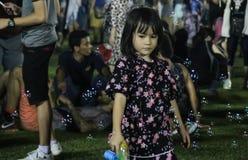 Bon odori festival in Malaysia Stock Images