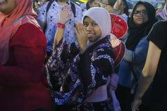 Bon odori festival in Malaysia Stock Photos