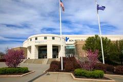 Bon Secours Wellness Arena Greenville la Caroline du Sud photographie stock libre de droits
