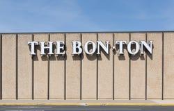 Bon Ton es una cadena de la venta al por menor Imagenes de archivo