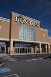 Bon-Ton Exterior Retail Store Stockbilder