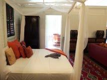 Bon Ton Temple Tree hotellrum Langkawi Royaltyfri Fotografi