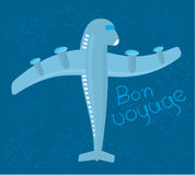 Bon voyage Royalty Free Stock Images