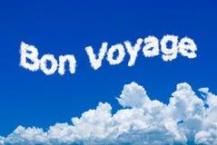 Bon Voyage royaltyfria foton