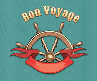 Bon Voyage Stock Images