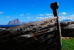 Bonagia (Sicília) Foto de Stock