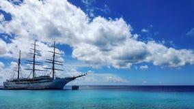 Bonaire Stockfoto