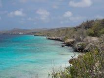 Bonaire Coastline Royalty Free Stock Photo