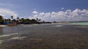 Bonaire island Caribbean sea windsurf lagoon Sorobon. Bonaire island windsurf lagoon Sorobon stock photos