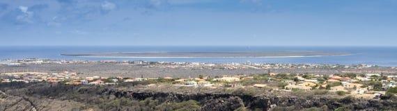 Bonaire and Klien Bonaire Stock Photo