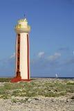 Bonaire latarnia morska Fotografia Royalty Free