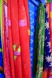 Bonaire Scarve skärm Royaltyfria Bilder