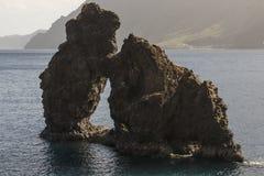 Bonanza Rock Stock Image