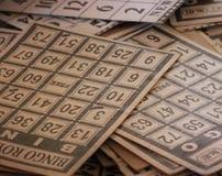 Bonanza van Bingo Stock Fotografie