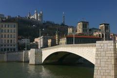 Bonaparte bridge Royalty Free Stock Photo