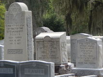 Bonaventure Cemetery Arkivfoton