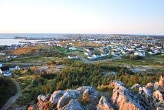 Bonavista Newfoundland Royalty-vrije Stock Afbeeldingen