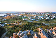 Bonavista Town Royalty Free Stock Images