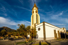 Bonaza kościół w El Paso Obrazy Stock