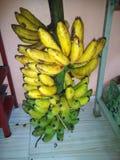 Bonbon à banane Images libres de droits
