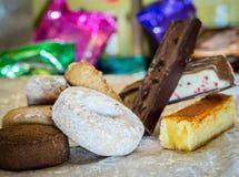 Bonbon à Cristmash Photographie stock libre de droits