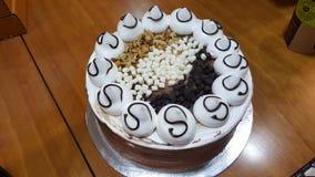 Bonbon à gâteau Photographie stock