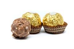 Bonbon de chocolat Photographie stock libre de droits