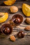 Bonbon de chocolat Photographie stock