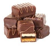 Bonbon de chocolat, sucrerie Image stock