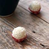 Bonbon de noix de coco Photo stock