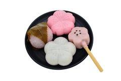 Bonbon du Japon Sakura photographie stock libre de droits
