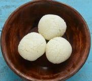 Bonbon indien - Rasagulla photos libres de droits