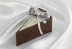 Bonbonniere de la boda Imagen de archivo libre de regalías